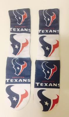 Houston Texans Socks
