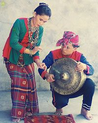 "Ethnic group of Western Mindanao ""Tiruray or Teduray"" Located in Cotabato, Mindanao"