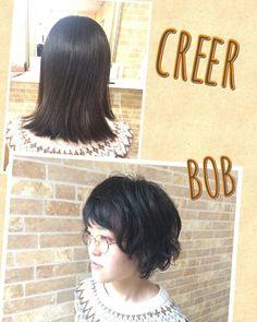 ちょいボサショートスタイル  春スタイルにイメージチェンジさせていただきました #美容室 #creer_for_hair#鹿児島市#鴨池 #パーマスタイル #春スタイル