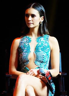 """Nina Dobrev at the """"xXx: Return of Xander Cage"""" Press Conference in China on February 9, 2017 @lilyriverside"""