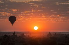 How To Explore The Temples Of Bagan, Myanmar