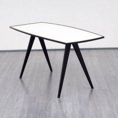 Velvet-Point - 1950s coffee table - Karlsruhe