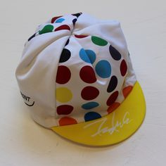 Image of Futura 2000 x Colnago Cycling Hat