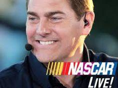 John Roberts-Host NASCAR Raceday, Victory Lane & NASCAR Live