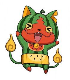Suikanyan - Yo-Kai Watch  #yokaiWatch #youkaiWatch http://yokaiwatch.wiki-list.review/suikanyan/