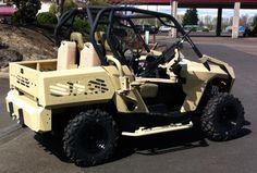 MilitaryAtv.com -Vehicles / RP Strike - Commander