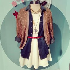 Layering #swoonboutique