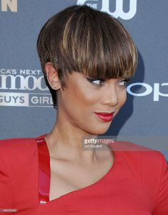 Tyra Banks arrives at 'America's Next Top Model' Cycle 22 Premiere Party at Greystone Manor on July 28, 2015 in West Hollywood, California.