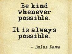 Dalai Lama wisdom.