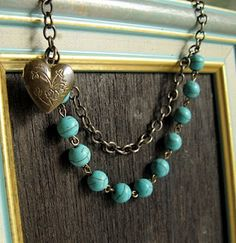 TheBrassHussy: Non Traditional Valentines Jewelry