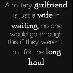 Dating a married army man