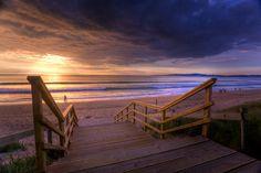 THE BEACH 2 by JESUS SILVA ANDRADE on 500px In the La Lanzada Beach, in Pontevedra, Galicia