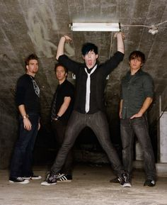 Marianas Trench!! people-i-admire-bands-i-dig