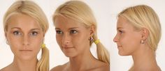 female head reference -