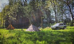 4x4 camping trip with @becomingwildman and the Defender Camo Tarp! #liveyourquest #camping #4x4 #waterproof #aqwaterproof #aqambassador