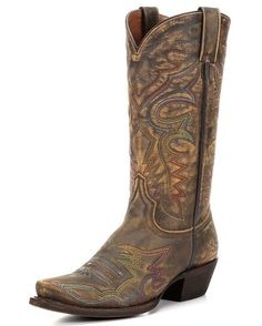 American Rebel Boot Company Women's Austin Boot - Vintage Honey