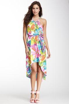 Kaleidoscope Hi-Lo Dress