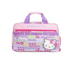 Hello Kitty Overnight Bag: Sporty Collection