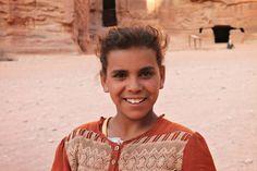 Pensieri in Viaggio: Giordania, volti e tradizioni