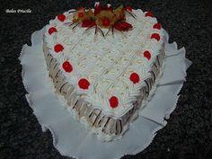 Bolo Aniv da mãe da Ana Paula - interno Bolo de Abacaxi com Coco Delicioso - 3 Recheios (a Torta Amor aos Pedaços) | Flickr - Photo Sharing!...