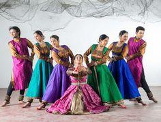 Swaraah. Kathak Dance Performance choreographed by Rachana Yadav.