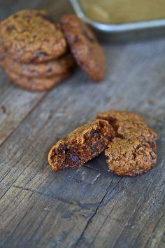 Gluten-Free Flourless Cookies: Peanut Butter Chocolate Chip