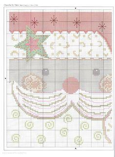 (1) Gallery.ru / Фото #34 - A Cross Stitch Christmas - Holiday Celebrations - ravi