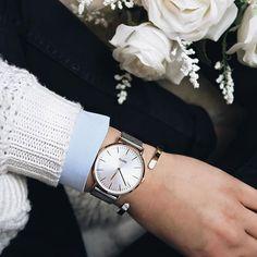 """[Anzeige] It's all about the details ✨ Mit den Code """"XSANNYKAUR"""" bekommst du zu jeder Uhrenbestellung von @cluse ein gratis Uhrenarmband zum Wechseln dazu!  #cluselovestories #Cluse"""