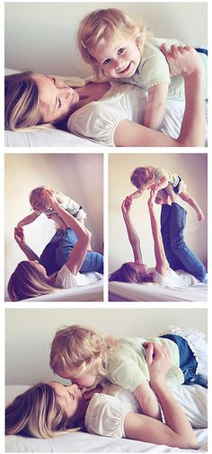 "Last one looks a little too weird for me. // ""Fun mother son pics"""