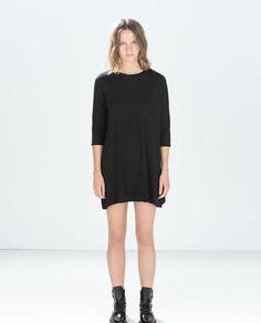 Size:S http://www.zara.com/us/en/woman/dresses/long-sleeved-dress-c269185p2192043.html