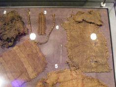 Tekstylia wczesnośredniowieczne z Opola / early medieval textiles from Opole, Poland