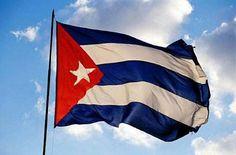 Bandera cubana     Cuban flag