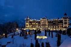 Switzerland Hotel The Alpina Gstaad - P49 Deesign – ARCHDEZ