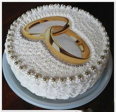 Cake Desing Anniversaire Simple 23 Ideas For 2019 Beautiful Wedding Cakes, Beautiful Cakes, Amazing Cakes, Engagement Cake Design, Engagement Cakes, Cake Pops Frosting, Homemade Cherry Pies, Cake Mix Cookies, Specialty Cakes