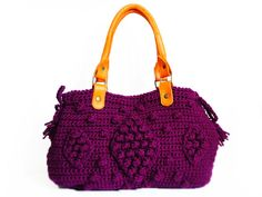 Maroon Shoulder Bag Celebrity Style With Genuine by Sudrishta, $130.00