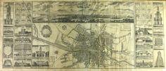 Dublin, Art History, Vintage World Maps, Ireland, Tours, Irish