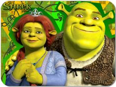 Shrek - Mike Myers (Shrek) and Princess Fiona (Cameron Diaz) find ogre love. Grossed over 260 million dollars in the USA. 'That'll do, Donkey. Shrek And Fiona Costume, Shrek E Fiona, Shrek Costume, Halloween Costumes, Halloween 2013, Adult Halloween, Princesa Fiona, Cartoon Movies, Cartoon Characters