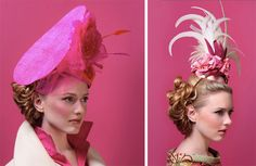 Kitty Andrews Millinery hats
