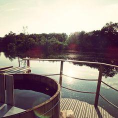 #cabanesdesgrandslacs #nature #bainnorvegien #soleilcouchant