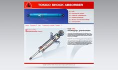 Tokico Shock Absorber Thai Website