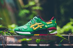 ASICS – CARNIVAL PACK green/yellow