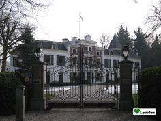 Huize Den Treek,het oudste gedeelte stamt uit 1807
