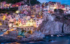 Le cinque terre si compongono dei cinque borghi marinari di Manarola, Riomaggiore, Corniglia, Vernazza e Monterosso al Mare. Cosa vedere?