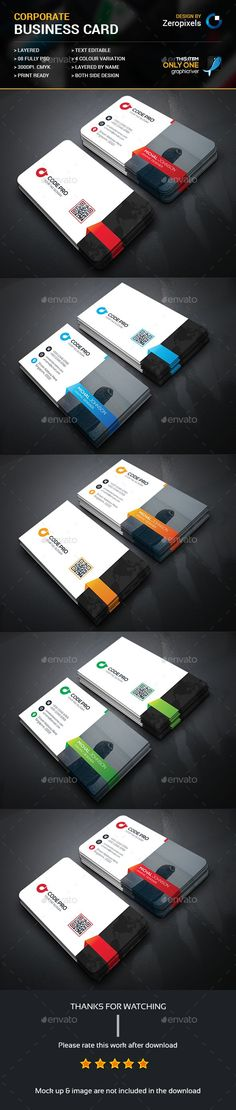 Personal Business Card Template PSD                                                                                                                                                                                 More