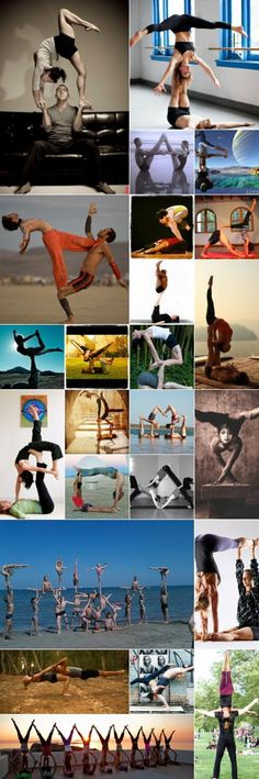 Acro Yoga looks so cool. More inspiration at http://www.valenciamindfulnessrterteat.org