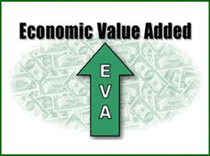 In corporate finance, Economic Value Added (EVA), is an estimate of a firm's economic profit – being the value created in excess of the required return of the company's investors (being shareholders and debt holders). Economic Value Added, Investors, Debt, Finance, Ads, Purse, Productivity, Economics
