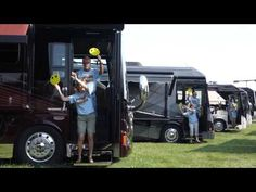 Winnebago owners share the fun and excitement of the 2014 WIT Club 2014 Grand National Rally with a cast of thousands!  ▶ http://www.witclub.com/