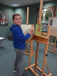 Kindermalkurs Picasso (10 –13 Jahren)#academyoffineartbadhomburg #malen #badhomburg