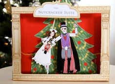 inexpensive pdf of nutcracker puppets from sarah jane studios