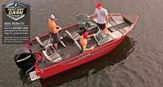 Lowe Fish & Ski Boat models are for the ultimate enthusiast in fishing and watersport versatility. The FS series lets you fish and play all day. Small Pontoon Boats, Pontoon Boats For Sale, Fishing Boats For Sale, Aluminum Fishing Boats, Aluminum Boat, Walleye Boats, Deck Boats For Sale, Fish And Ski Boats, Lowe Boats